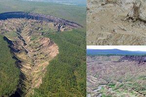 Trái đất có thể gặp 'thảm họa' vì hố 'cổng địa ngục' thay đổi bất ổn
