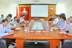Phái đoàn Đại sứ quán Hoa Kỳ thăm và làm việc tại Hải quan Hải Phòng