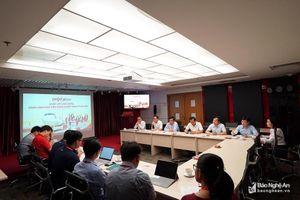 Dự kiến mở lại đường bay Vinh - Băng Cốc vào tháng 1/2019