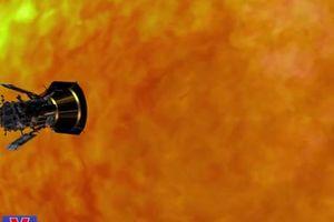 Tàu thăm dò Parker đến gần Mặt Trời ở khoảng cách kỷ lục