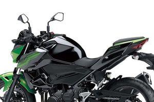 Kawasaki Z400: Mô tô cho người 'vỡ lòng' phân khối lớn
