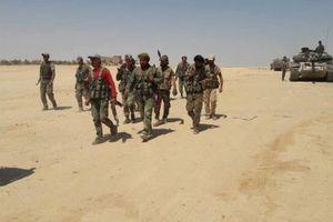 IS mất 'quân bài mặc cả' cuối cùng ở Nam Syria