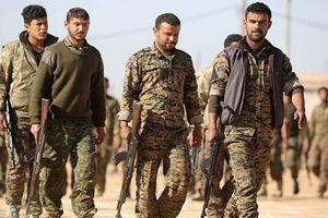 Syria: Sợ đòn tấn công của Thổ Nhĩ Kỳ, hàng chục tay súng SDF hoảng loạn tháo chạy