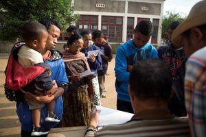 Cử tri Madagascar bỏ phiếu trong hi vọng chấm dứt đói nghèo, tham nhũng