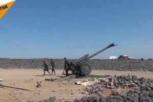 Syria pháo kích dữ dội trừng phạt các nhóm cực đoan thánh chiến ở Idlib