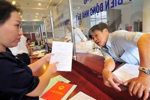 Khẩn trương giải quyết cấp giấy chứng nhận tồn đọng