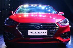 Sedan Accent là mẫu xe bán chạy nhất của Hyundai tại Việt Nam