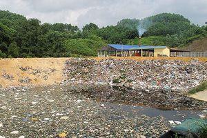 Gói thầu EPC tại bãi rác thải Đại Từ (Thái Nguyên): Chấm dứt hợp đồng với nhà thầu chậm tiến độ