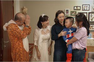 'Mẹ ơi, bố đâu rồi?' tập 4: Mải chơi Trung thu, ông Mạnh để lạc mất bé Sâu khiến cả nhà náo loạn