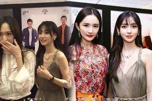 Top 1 hot-search: Dương Mịch - Đường Yên 'bơ' nhau nhưng khổ thân Angelababy phải làm 'bình phong'