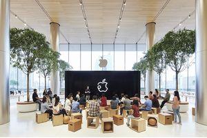 Apple khoe hình ảnh đầu tiên về store sang chảnh tại Thái Lan