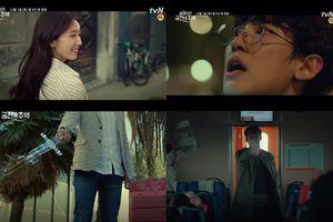 'Memories Of The Alhambra' của Hyun Bin - Park Shin Hye tung teaser mãn nhãn như phim điện ảnh với sự xuất hiện của Chan Yeol (EXO)
