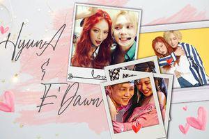 Loạt khoảnh khắc 'tình bể bình' của HyunA và E'Dawn: đã 'ngầm công khai' từ rất lâu nhưng có thể bạn không để ý