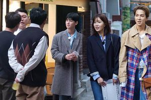 Sau Im Soo Hyang và Song Mino (Winner), Cha Eun Woo - Henry bị bắt gặp quay phim cho 'Let's Eat Dinner Together'