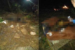 Phát hiện thi thể người đàn ông đang phân hủy ở trên đồi