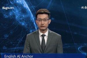 Trung Quốc đưa người dẫn chương trình ảo bằng trí tuệ nhân tạo làm việc 24/24