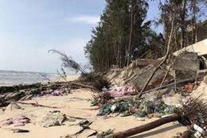 Bình Thuận: Chủ động ứng phó với biến đổi khí hậu