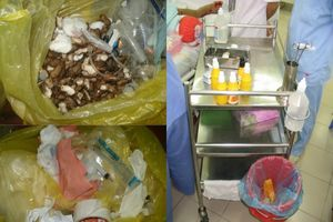 Khánh Hòa: Không lưu giữ chất thải y tế lây nhiễm tại cơ sở y tế quá 02 ngày