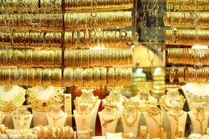 Giá vàng thế giới tụt dốc, thị trường trong nước trầm lắng