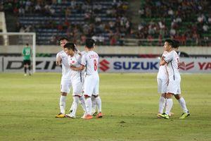 Quang Hải, Xuân Trường nói gì sau trận thắng Lào?