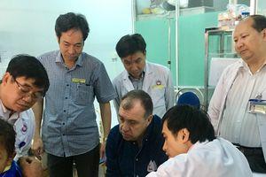Bệnh viện Chỉnh hình và phục hồi chức năng TP.HCM đón nhận HCLĐ hạng Ba lần 2