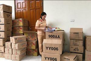 Thanh Hóa: Thu giữ số lượng lớn đồ chơi bạo lực