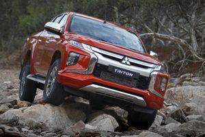 Mitsubishi Triton 2019 chính thức ra mắt thị trường