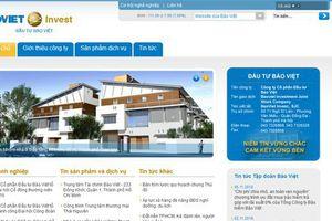 Tập đoàn Bảo Việt dự kiến tăng tỷ lệ sở hữu tại Đầu tư Bảo Việt lên 100%