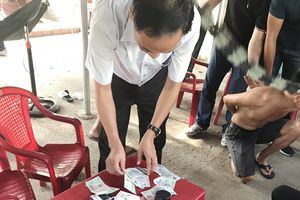 Triệt phá sòng bạc lớn ở xã Hiệp Phước