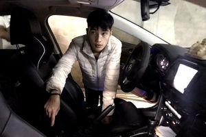 Trộm cắp hơn 15 triệu đồng khi rửa xe cho khách