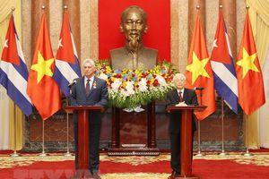 Quan hệ Cuba-Việt Nam luôn là mối quan hệ đặc biệt
