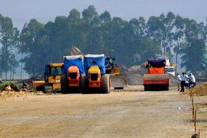 Đẩy nhanh tiến độ xây dựng tuyến đường Bái Đính - Ba Sao