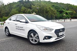 Hyundai Accent bứt phá doanh số tháng 10/2018, Toyota Vios hãy dè chừng