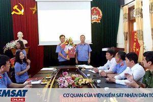 Thái Nguyên: Điều động và bổ nhiệm Phó Viện trưởng VKSND huyện Phú Bình