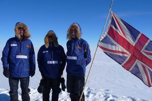 Ngắm bộ ảnh quá khứ - hiện tại cực hiếm của Nam Cực