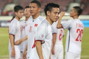 3 cầu thủ của ĐT Việt Nam dính chấn thương sau trận thắng Lào