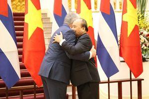 Việt Nam - Cuba hướng tới gấp đôi kim ngạch thương mại