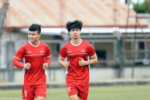 AFF Cup 2018: ĐT Việt Nam có 3 cầu thủ dính chấn thương