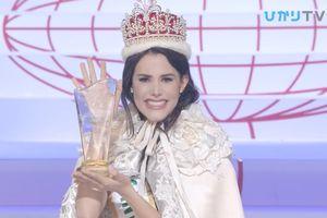 Mariem Velazco đăng quang Miss International 2018 đúng sinh nhật