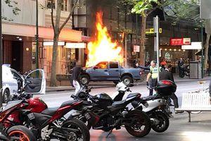 Australia: Tấn công khủng bố tại trung tâm thành phố Melbourne
