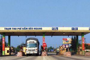 Sông Đà gặp khó với Dự án BOT hầm Đèo Ngang