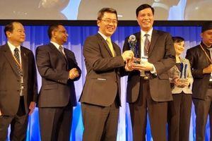 Tỉnh Quảng Ninh nhận giải thưởng ASOCIO dành cho chính quyền số