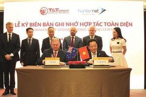 Bầu Hiển: 'T&T sẽ mở công ty, đầu tư sang Australia'