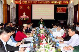 Tiếp tục kiểm tra việc thực hiện ba nghị quyết quan trọng tại Quốc Oai và Thanh Trì
