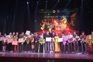 Vở 'Mua hoa sữa' giành 3 giải Vàng tại Liên hoan sân khấu Thủ đô lần thứ 3