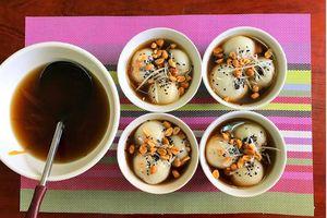 Bánh trôi: Món ăn gợi nhớ mùa Đông Hà Nội