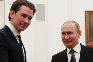Áo tuyên bố bắt giữ gián điệp Nga, Moscow phủ nhận