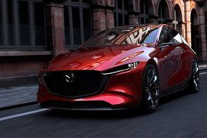 Ấn tượng thiết kế đặc biệt của xe Mazda 3 phiên bản mới