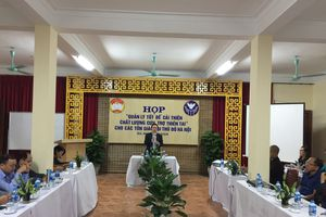 Cải thiện chất lượng cứu trợ thiên tai cho các tôn giáo