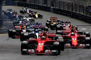 Việt Nam chính thức gia nhập giải đua xe công thức 1